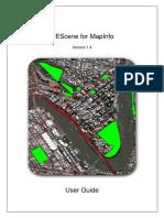 GEScene for Mapinfo User Guide