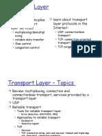 Transport Part1