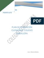 Plan de Formación Ciudadana