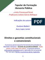 Curso Popular - Garantias Constitucionais e Convencionais