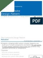 WS14 EiSE 17 Composite Design Pattern