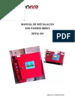 Manual de Instalação MBDCI Visionfire