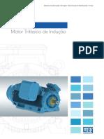 WEG Hgf Motor Trifasico de Inducao 50029374 Catalogo Portugues Br