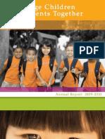 OCPT Annual Report 2009-2010 Final