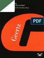 Geertz, Clifford (1986) - Los Usos de La Diversidad