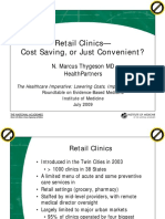29-Retail Clinics Cost Saving or Just Convenient