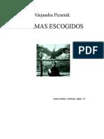 Poemas Escogidos (Alejandra Pizarnik)