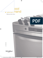 Manual Whirlpool Gourmand