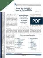 Oracle Key Flex Fields Cam