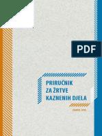 PRIRUČNIK ZA ŽRTVE - II.ZDANJE 5/2018