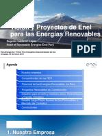 Presentación Eugenio Calderon Foro Energia Sur 23 de Marzo FINALEGP