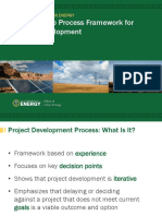 5-Step Project Development Overview