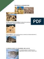 Arquitectura Linea de Tiempo Historia