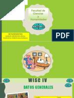 WIS IV