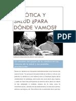Robotica Y Salud