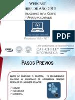 Instrucciones Cierre Apertura Contable VB6 Nuevo