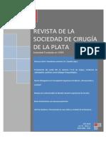 Viscuso, Matías Nicolás - Revista Sociedad de Cirugía La Plata 2018