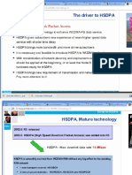 HSDPA Presentation & Technic