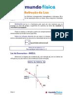 Ótica - Refração.pdf