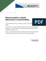 425_Neuromarketing aplicado. La memoria implicita, 090928.pdf