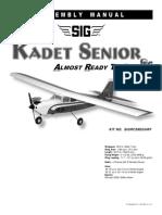 Kadet Senior