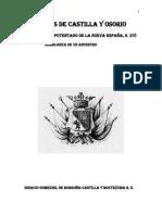 Don Luis de Castilla, Primer Potentado en La Nueva España, s. XVI