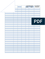 Format Workpaper
