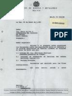 1992. Negociaciones LITHCO a-CRE-00032