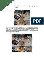 Circuito Ac Dimmer PWM Arduino