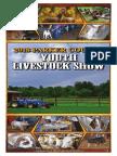 2018 Livestock Finals