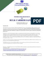 7104691 Bulk Carrier Safety