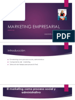 Marketing Empresarial - Sesion 02