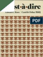 C'est-a-dire - Advanced French Conversation.pdf