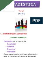 ESTADÍSTICA (2)