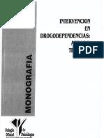 Intervencion en Drogodependencias Areas y Tecnicas