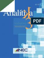 Analitika. No. 3, 2012