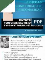 Inventario de Personalidad de Eysenck