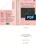 Documents.tips Giovanni Levi La Herencia Inmaterial