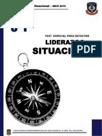TEST Liderazgo Situacional - IMCE 2015
