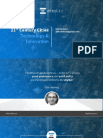 21st Century Cities - Technology & Innovation - Primer
