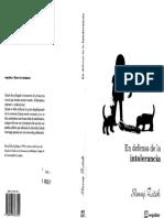 Zizek Slavoj - En Defensa De La Intolerancia.pdf