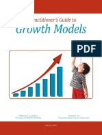 a pracitioners guide to growth models