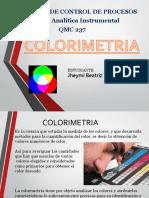 Exp. Colorimetria