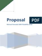 Proposal Retret FYLL to Alumni FYLL