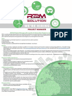 Project Manager r2m Op2