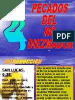 4 PECADOS DEL NO DIEZMADOR.ppt