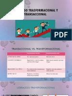 5liderazgo Trasformacional y Transaccional