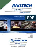 Railtech Catalog 2016