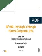 Interface Homem Computador