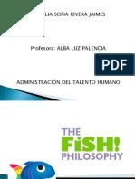The Fish Presentacion